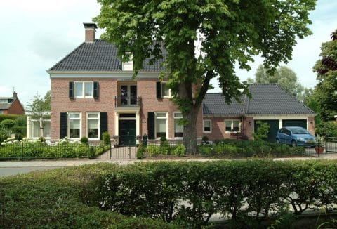 moderne villa ontwerp