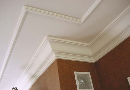 plafond plint detail