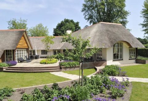 moderne vrijstaande villa Enschede